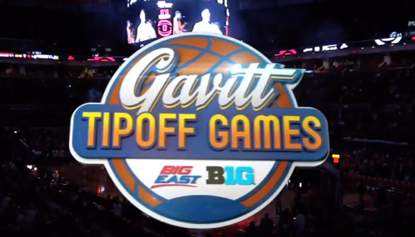 Providence to Host Minnesota in Third Annual Gavitt Tipoff Games